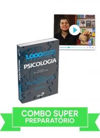 Psicologia: Combo Super Preparatório