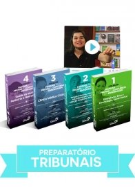 Enfermagem: Combo preparatório para concursos de Tribunais