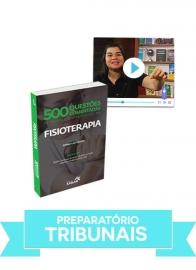 Fisioterapia: Combo preparatório para concursos de Tribunais