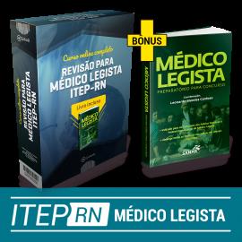 Revisão Online Para Médico Legista - ITEP-RN
