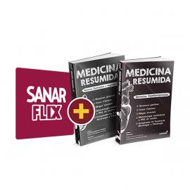 Coleção Medicina Resumida 1 & 2 + SanarFlix Anual