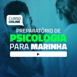 Preparatório Intensivo de Psicologia para Marinha (sem livro)
