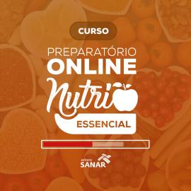 Preparatório Online para Concursos - Nutri Essencial (sem livro)