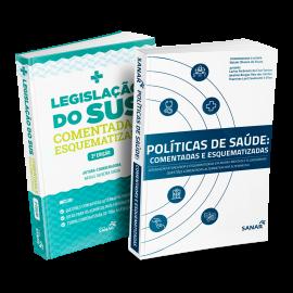 Minicombo Legislação SUS e Políticas de Saúde