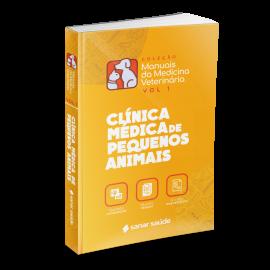 Clínica Médica de Pequenos Animais - Coleção de Manuais da Medicina Veterinária - Volume 1
