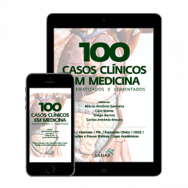 (E-BOOK) 100 Casos Clínicos em Medicina - Esquematizados e Comentados