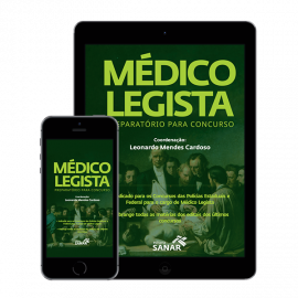 (E-BOOK) Médico Legista - Preparatório para Concurso