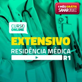 Curso Extensivo Residência Médica - R1