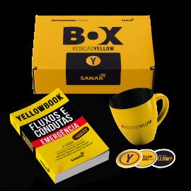 SanarBOX Medicina - Edição Yellow