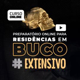 Preparatório Online para Residência em BucomaxiloFacial - EXTENSIVO 2020 (Sem Livro)