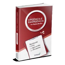 Urgência e Emergência em Mapas Mentais  -  aplicada a Enfermagem