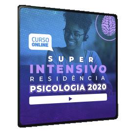 Super Intensivo Residências - Psicologia 2020