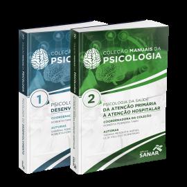 Coleção Manuais da Psicologia para Concursos e Residências (Volumes 1 & 2)