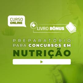 Preparatório Online para Concursos em Nutrição 2020