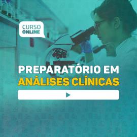 Preparatório Online para Concursos em Análises Clínicas