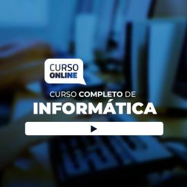 Preparatorio Online de Informática para Concursos (com Livro Bônus)