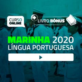 Preparatório Online de Língua Portuguesa para Concursos da Marinha 2020