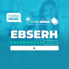 Preparatório Online para Concursos EBSERH em Enfermagem 2020