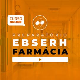 Preparatório Online para Concursos EBSERH em Farmácia