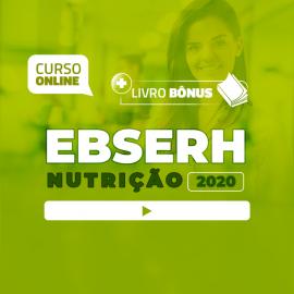 Preparatório Online para Concursos EBSERH em Nutrição 2020 (Com Livros Bônus)