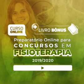 Preparatório Online para Concursos em Fisioterapia 2020