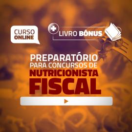 Preparatório Online para Concursos em Nutrição Fiscal 2020