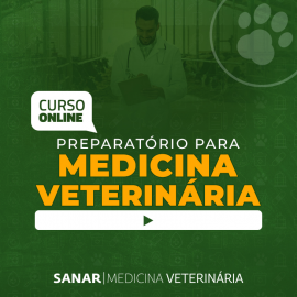 Preparatório Online para Medicina Veterinária