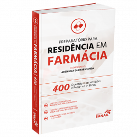 Preparatório para Residência em Farmácia - 2ª Edição