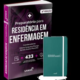 Sanar Note Enfermagem & Preparatório para Residência em Enfermagem
